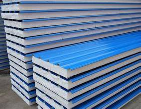 high quality color steel EPS sandwich panels for roof