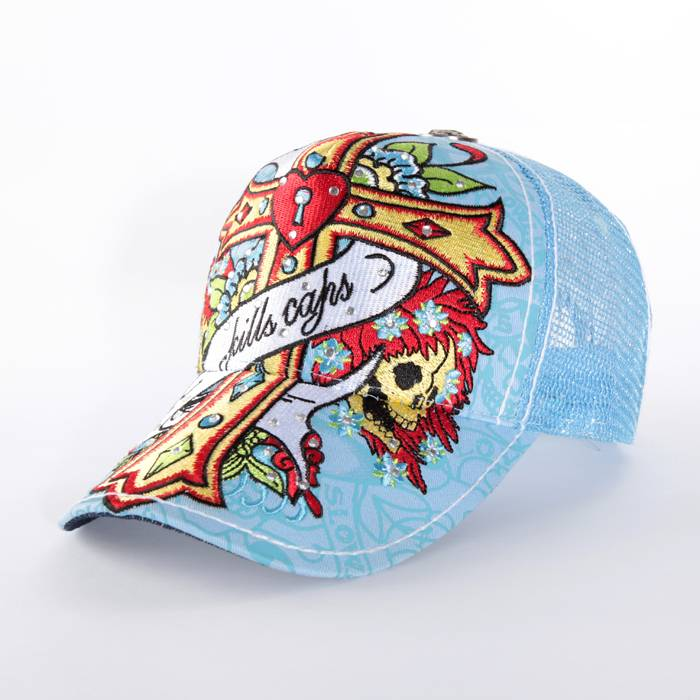 mesh trucker cap, sport cap, fashion cap