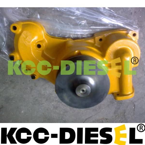 komatsu water pump, caterpillar water pump, cummins water pump