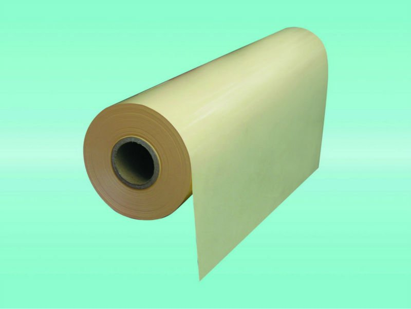 Silicon Coated Glassine Paper