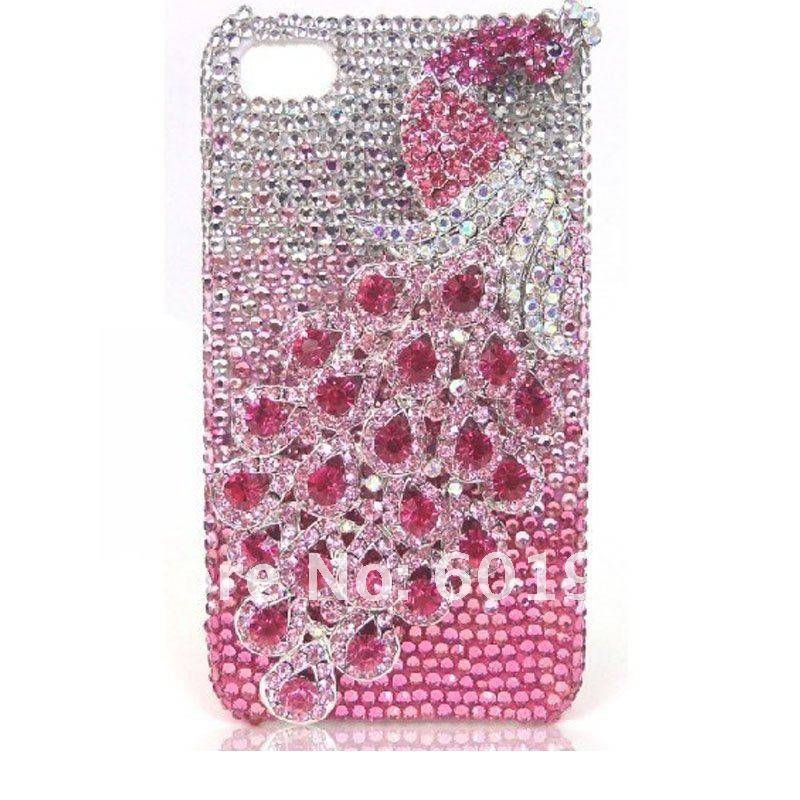 fashionable high quality diamond case for iphone4
