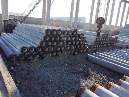 Phc concrete pilePHC 600-110/130 AB A