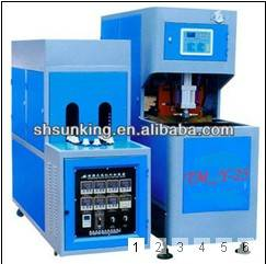 TM_Y Semi-automatic bottle blow molding machine