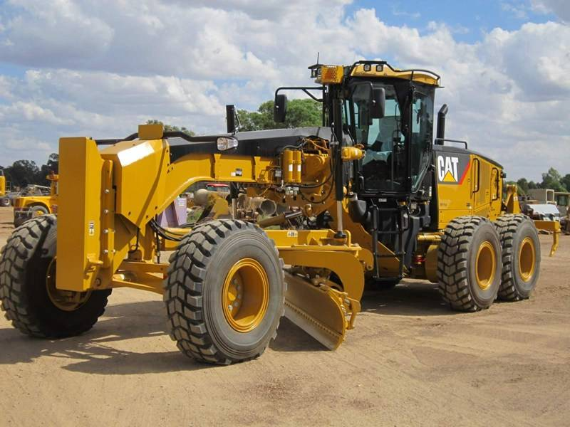 new unused CAT motorgrader 14M i260001 EIJH qm40121