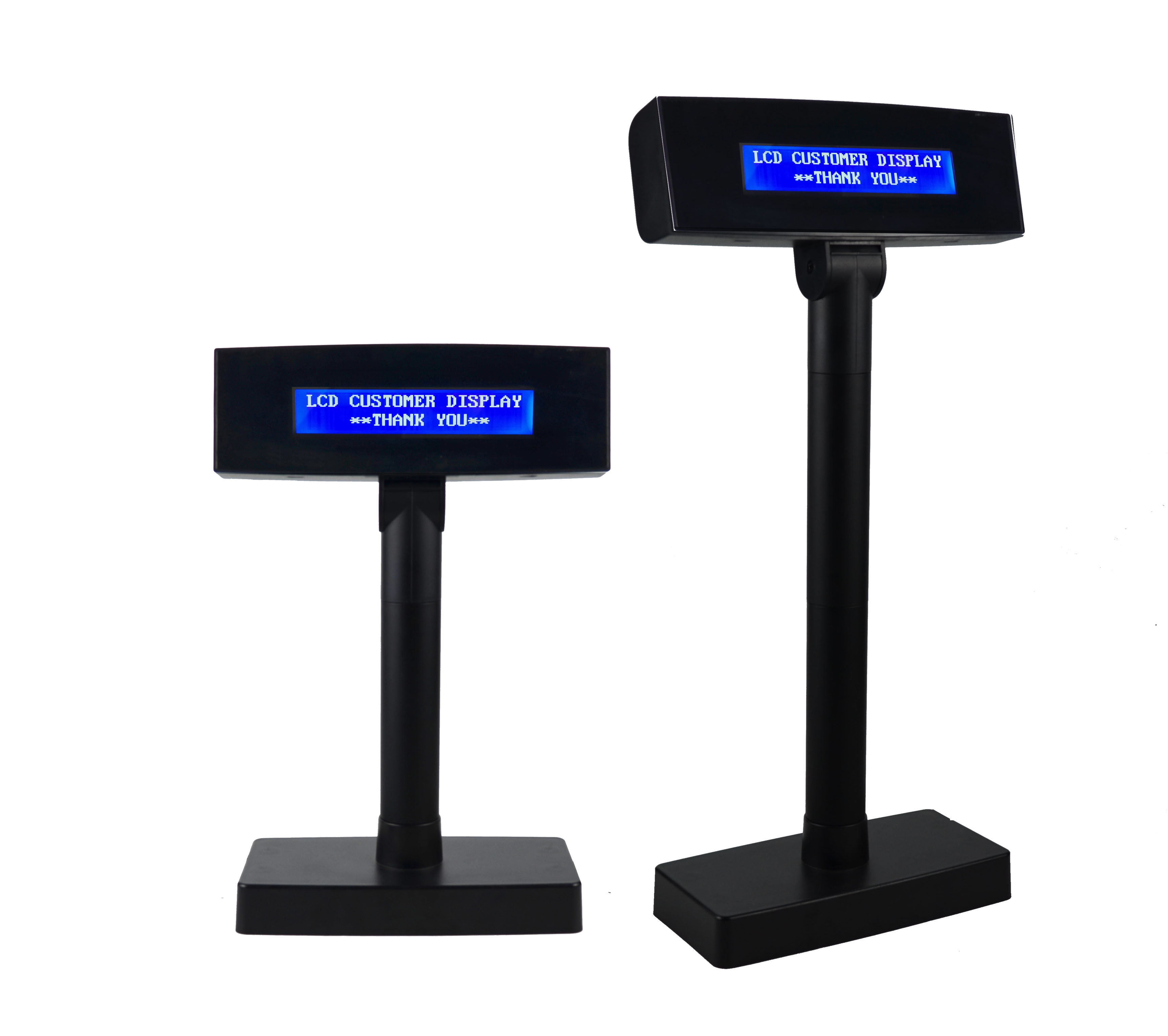 Metalogic EC2002B 2 lines LCD POS Display