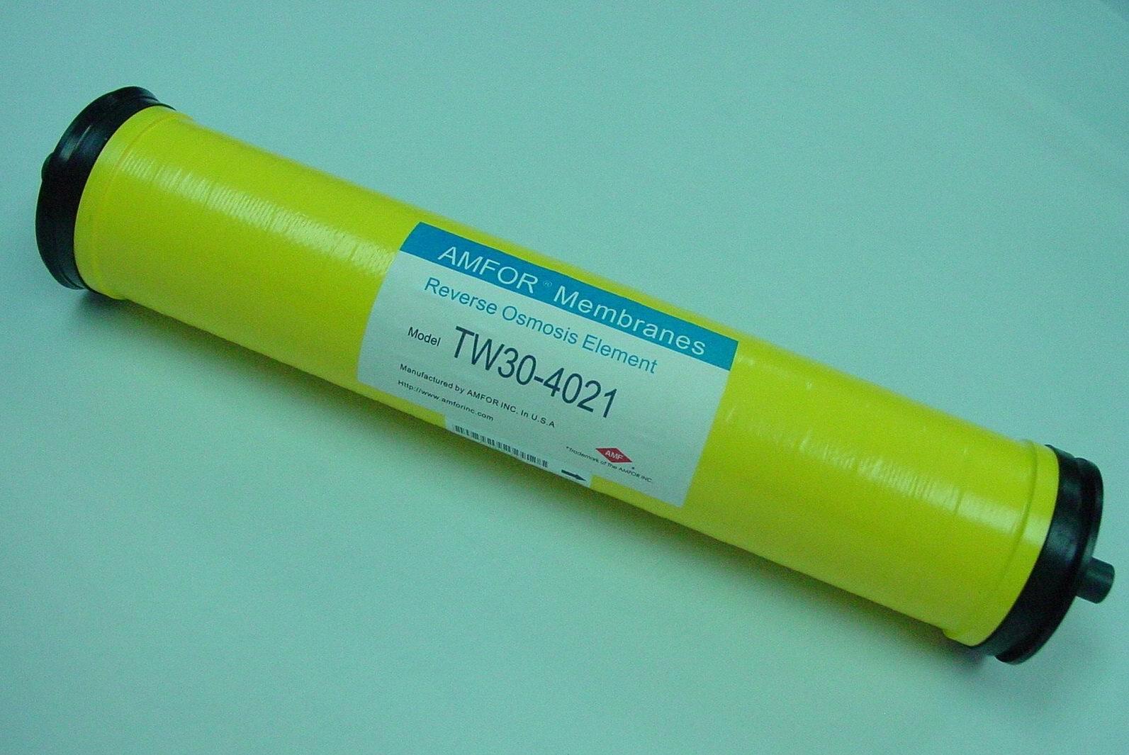 2.5 Inch & 4 Inch RO Membrane Element - TW30-4021