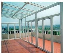 aluminum sliding doors/folding doors/inward doors