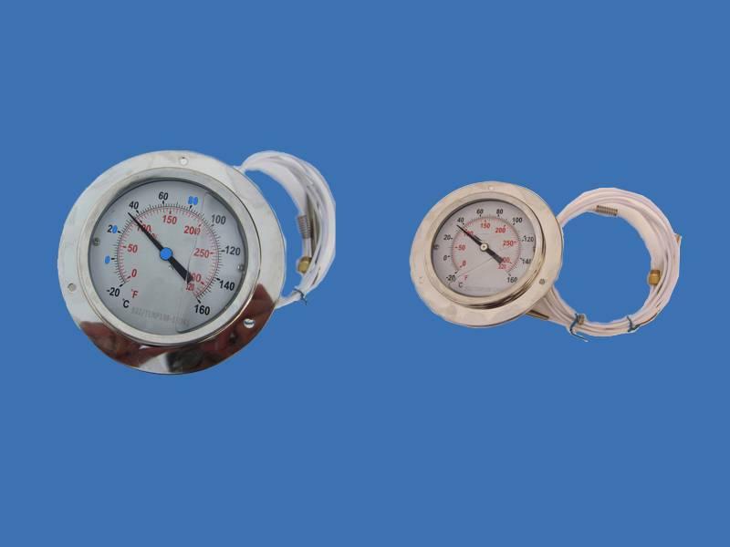 pressure type thermometer
