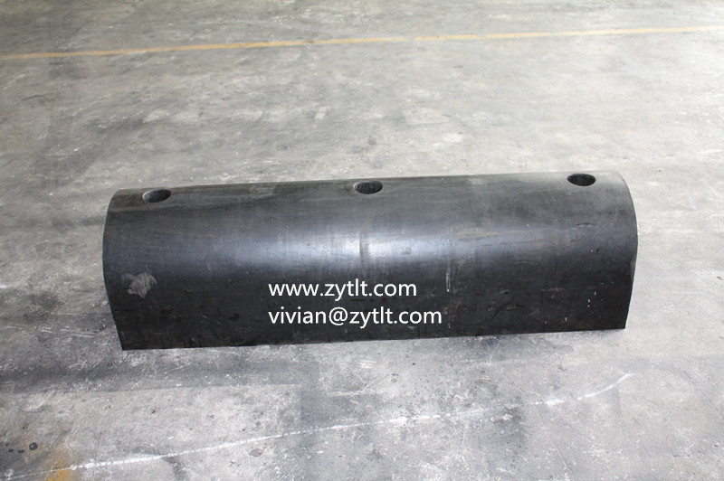 D type marine rubber fender made in China