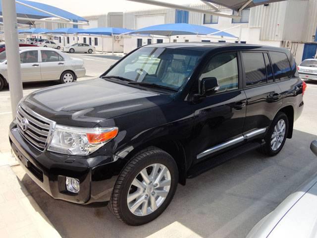 Toyota Land Cruiser RHD VX 4.5 LT Diesel Automatic (MPID1749)