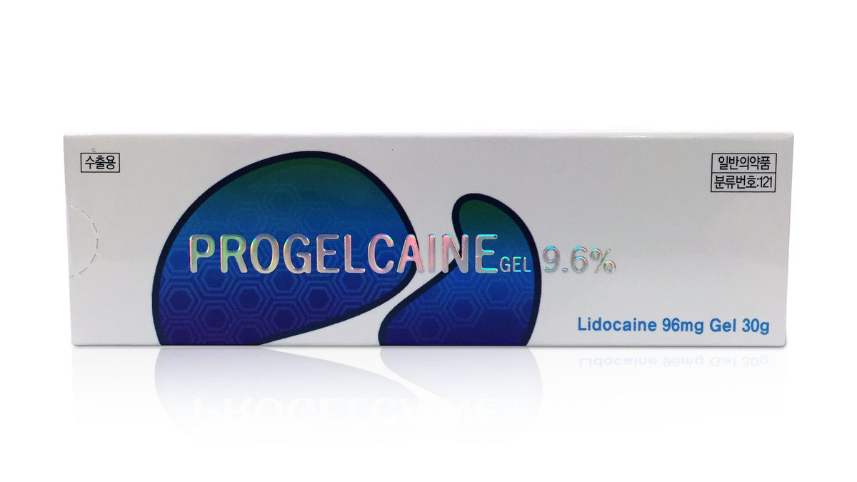 Progelcaine Gel 9.6% to Buy with High Quality