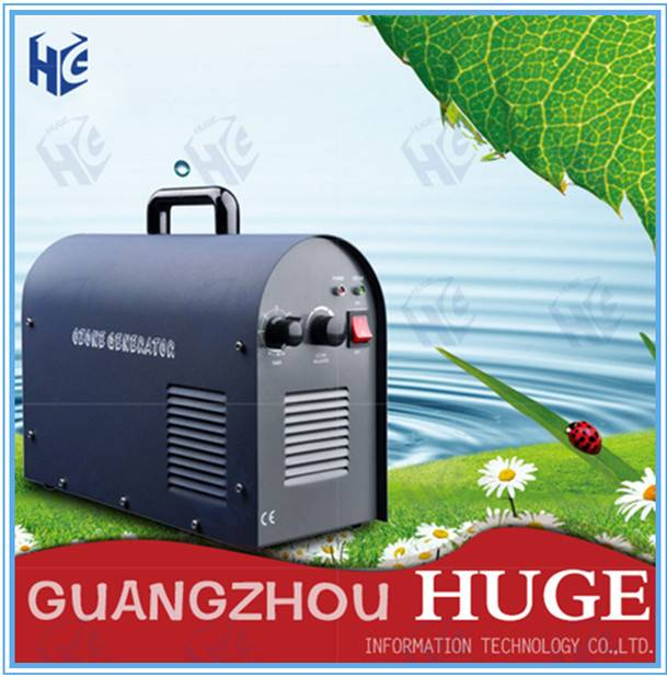 New 3G Portable Ozone Generator Commercial Air Water Purifier Ceramic Tube Ozone Machine Hot
