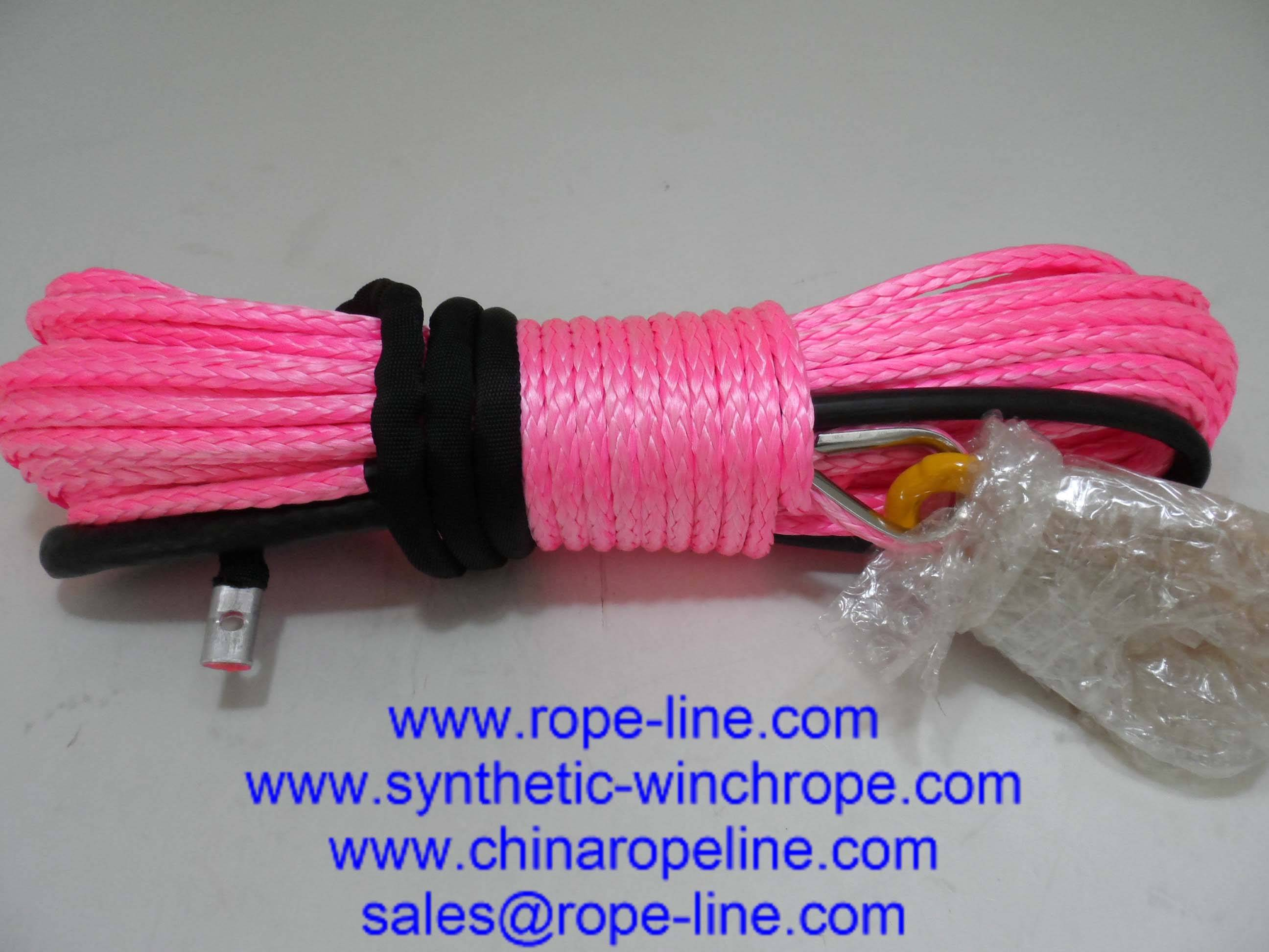 warn winch synthetic rope