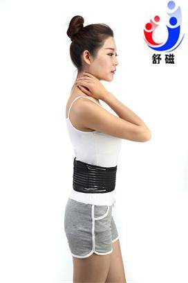 Ventilated Self-heating Magnetic waist Support,Abdominal Support Belt for Women