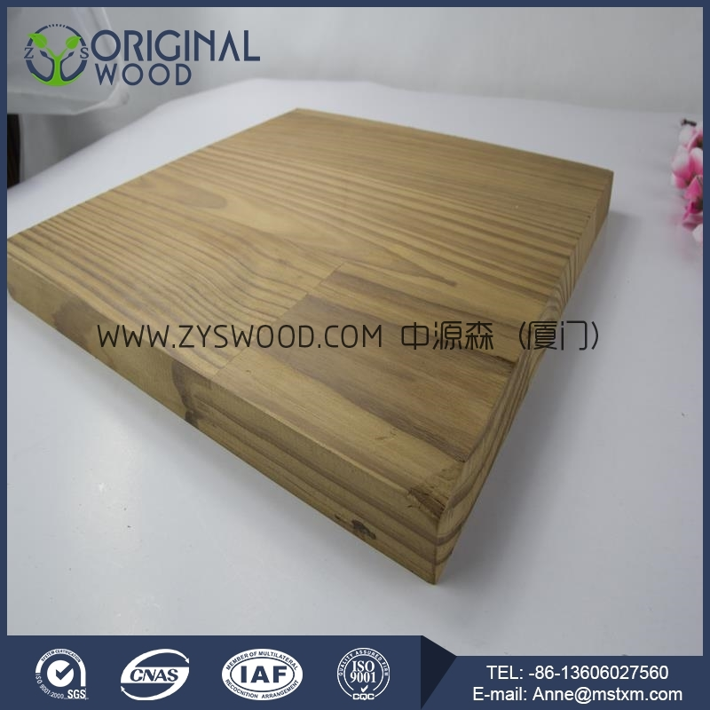Thermo wood finger jointed boards