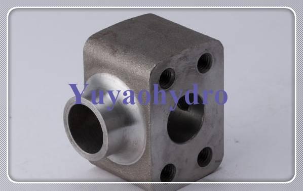 butt weld flange block with 61