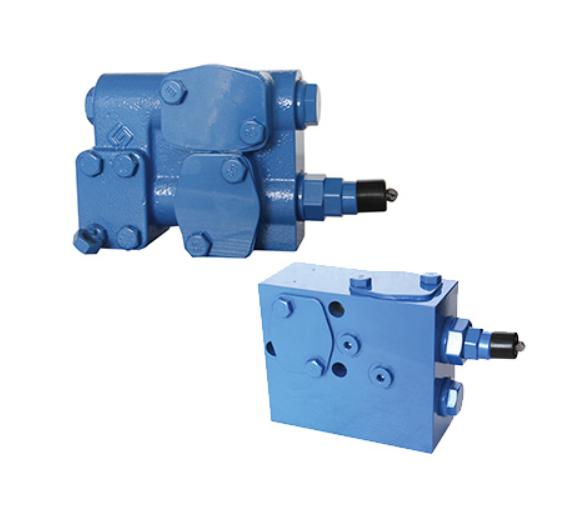SXH 25/28 type unloading valve for loader