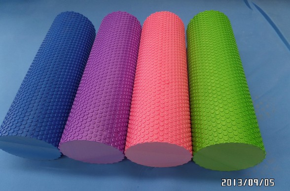 Foam Roller with Massage Dots