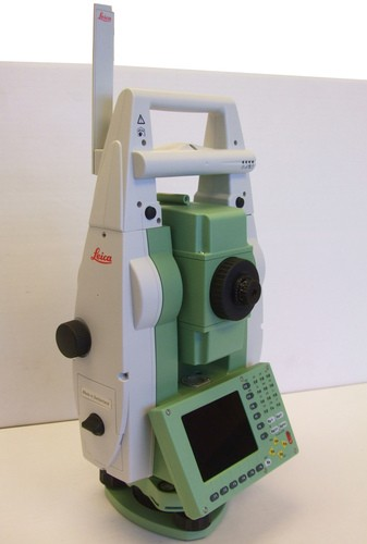Used Leica TCP1201+ 1 Robotic Total Station 2011