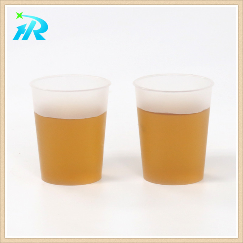 Disposable Promotional PP Whisky Test Drink Cup