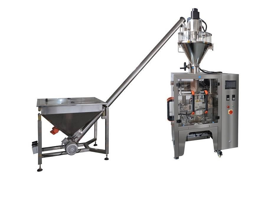 Large Volume Soybean Powder Bag Packing Machine
