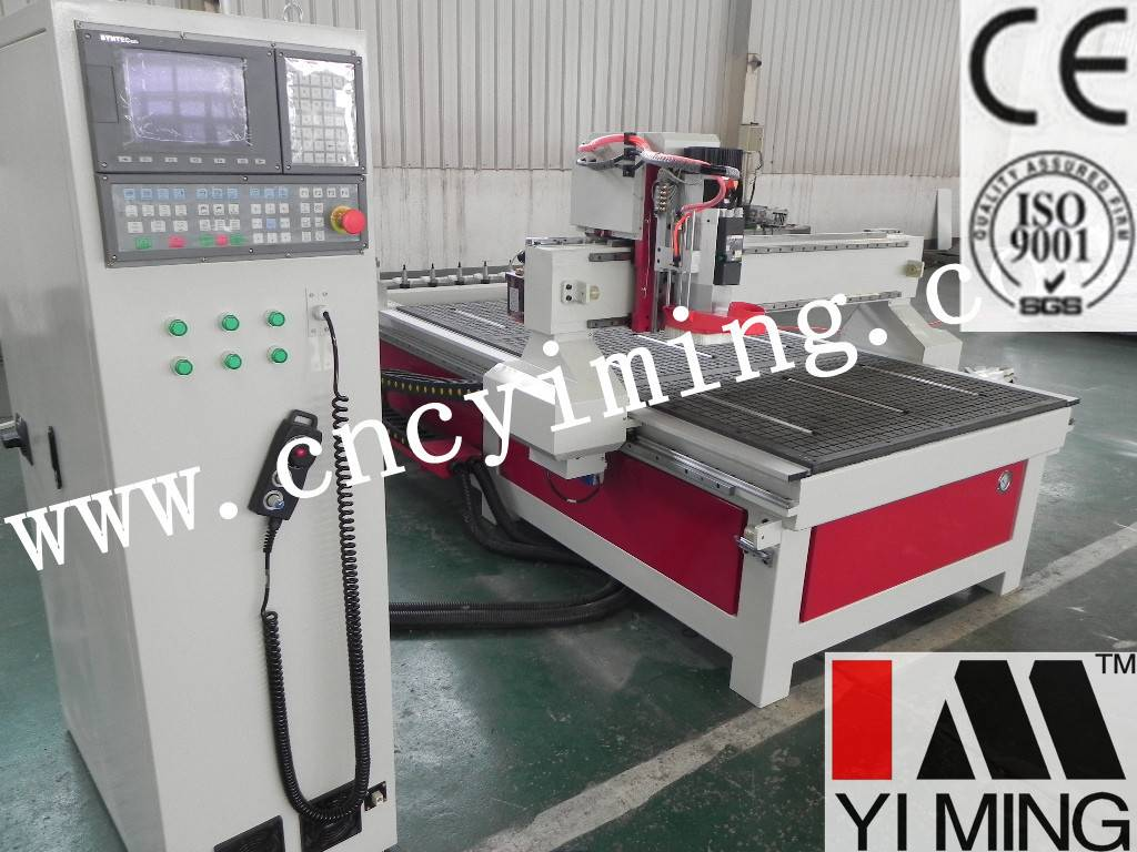 cnc furniture carving router