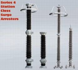 Series 4 Station Class Surge Arrester