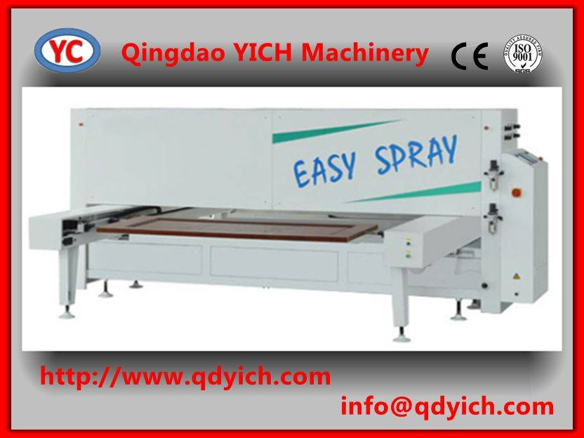 wood spray paint machine/paint coating machine