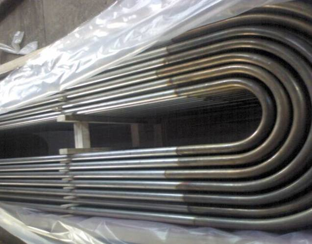 """U "" Tubes For heat exchanger"