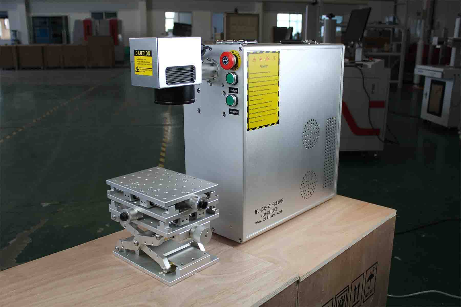 Maobo 30W Laser Marking Machines/Fiber Laser Marking Machine for Metal