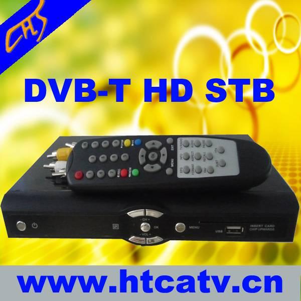 dvb-t2 set top box
