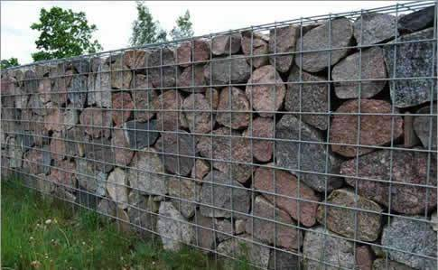 Gabions Architectural Wall Cladding