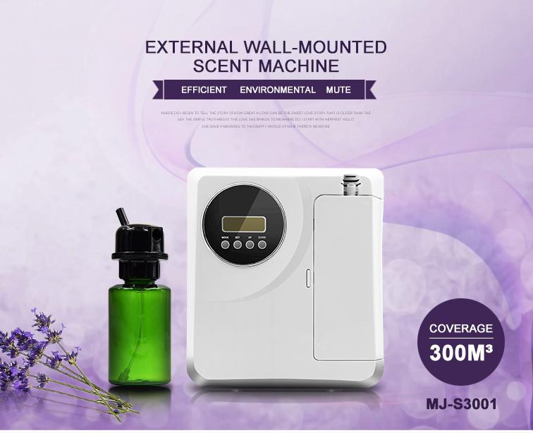 Electric machine Aroma diffuser Power Source and Essencial oil diffuser hotel hvac aroma machine