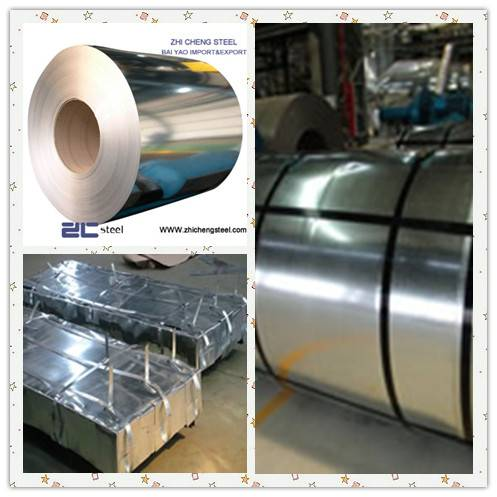 Galvalume steel aluzinc sheet printed steel coil
