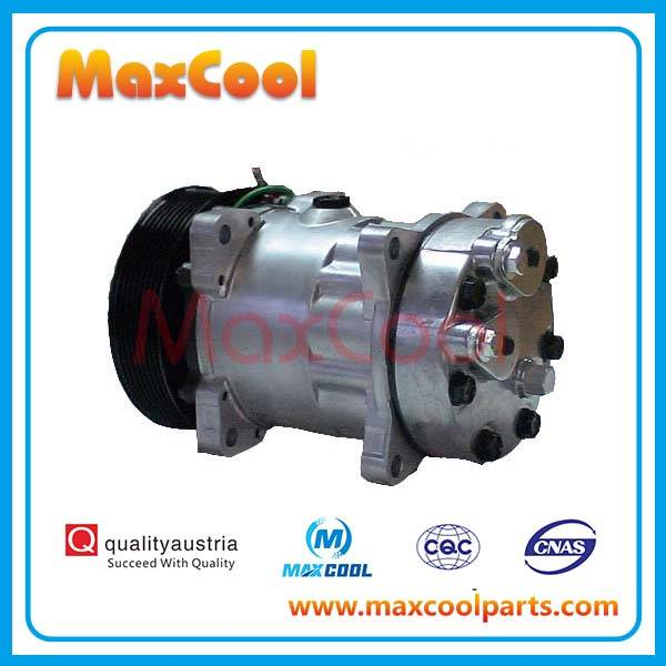 24V 8PK Grooves ac compressor for volvo CAMION trucks Air Conditioner pump 3962650,8113624