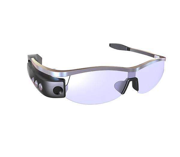 HD DVR Smart Glasses
