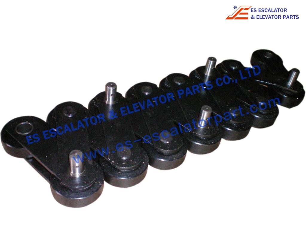 Schinlder SWE/9500 Step Chain, P=133.33mm, 7625mm
