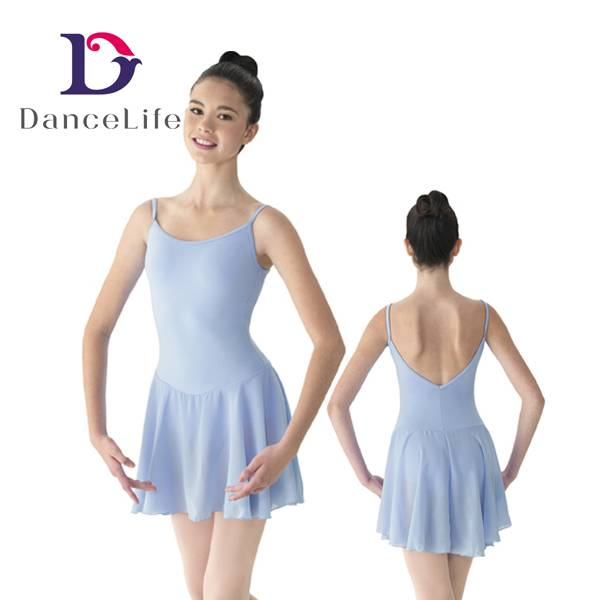 dance adorable camisole dress unitards