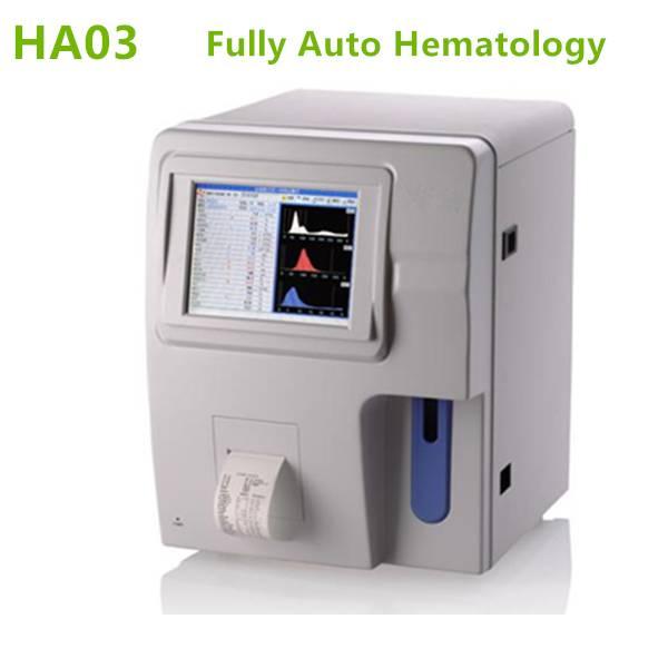 Manufacturer 3 Part Fully Automatic Hematology Analyzer-HA03
