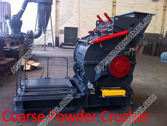 European Coarse Powder Crusher