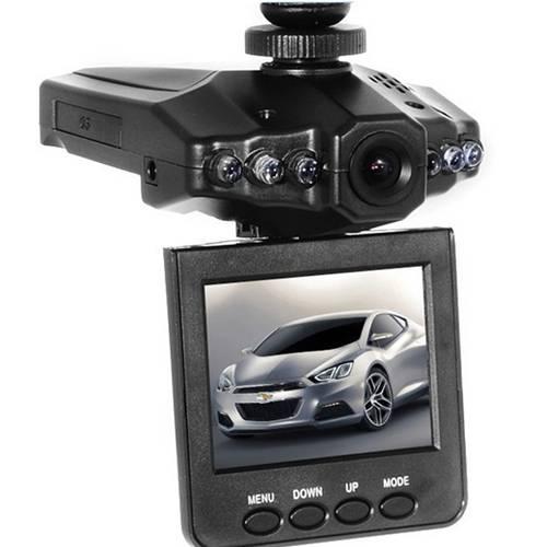 "Car Camera Recorder free shipping car dvr 2.5"" LCD Screen 6 IR Night vision digital video recorder c"