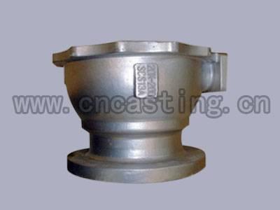 Lost wax casting-pumps&valves