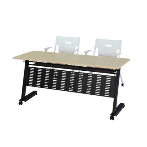 modern office furniture wood foldable table classroom foldable office table