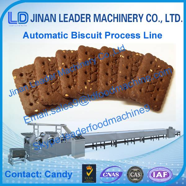 Stainless steel machine for making biscuit jinan factory