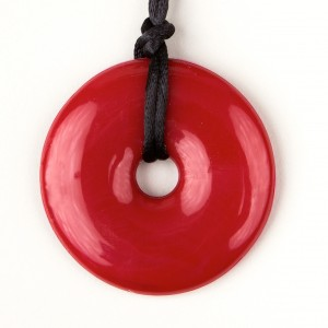 TEETHING BLING® SIGNATURE PENDANTS(Ruby)