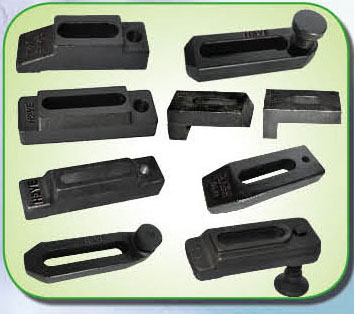 Mold Die clamps for engineers molding