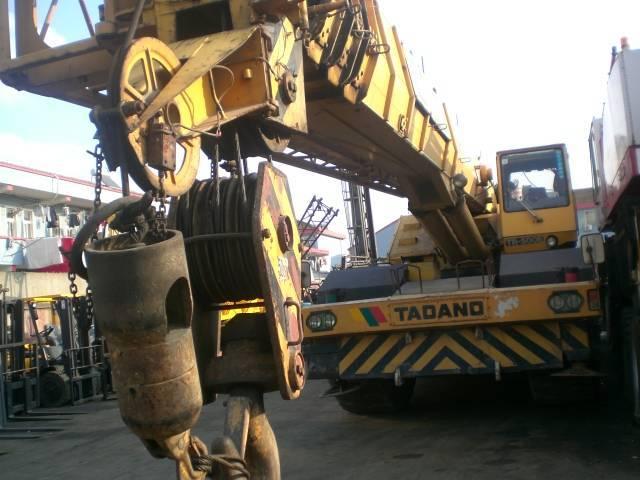 Rough Terrain crane 50t +8618221102858