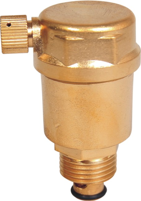 brass air vent valve