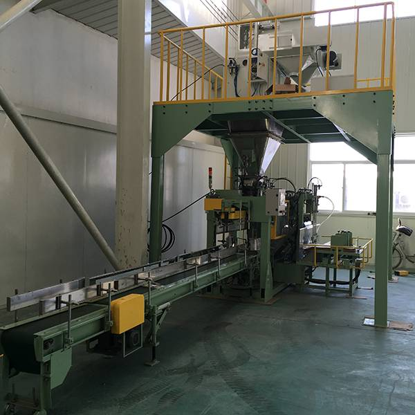 Keestar 3CM-P auto cement bag packing machinery