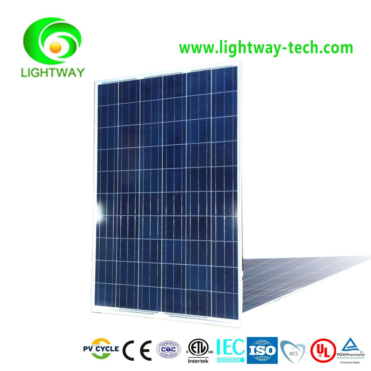 Hot Sale Cheap Price 250w polycrystalline A Grade solar moduls pv panel
